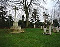 Andover - War Memorial and Graves - geograph.org.uk - 651157.jpg