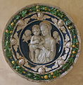 Andrea della Robbia - The Virgin and Child.jpg
