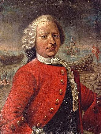 Slagelse - Andreas Bjørn, 1750