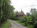 Andred Oast, Gribble Bridge Lane, Biddenden, Kent - geograph.org.uk - 331737.jpg
