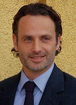 Schauspieler Andrew Lincoln
