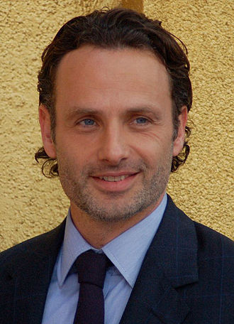 Andrew Lincoln - Lincoln in October 2012