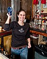 Angry Barmaid at Jamian's Bar, Red Bank, New Jersey (4217535832).jpg