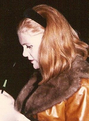 Anja Silja - Anja Silja in 1968
