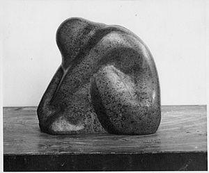 "Ann Henderson - ""Untitled Figure"""