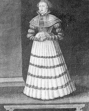 Anna von Brandenburg (1507–1567), Ehefrau von Albrecht VII