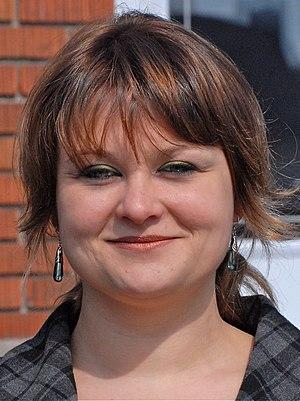Annick Papillon - Image: Annick Papillon 2011 03 31