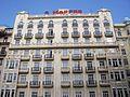 Antic hotel Metropol de València, carrer Xàtiva.jpg