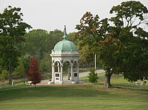Antietam National Battlefield Memorial - memorial 02.JPG