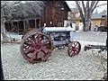 Antique Farm Equipment, Folsom Train Depot - panoramio.jpg