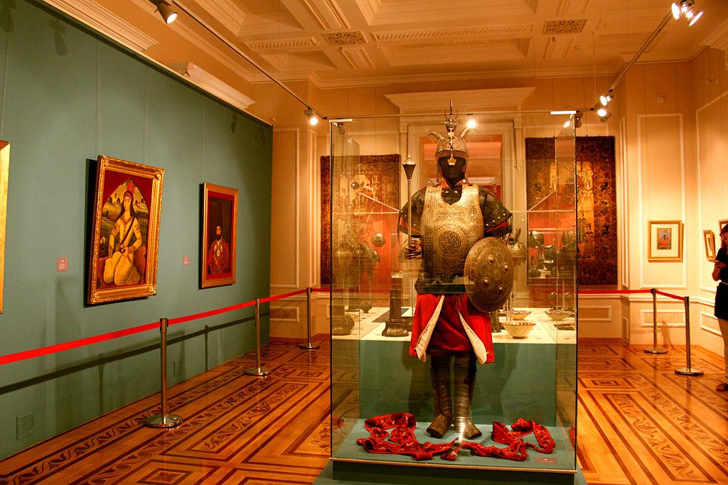 Baku, National Art Museum