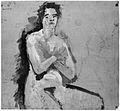 Anton Ažbe - Sedeč ženski akt.jpg