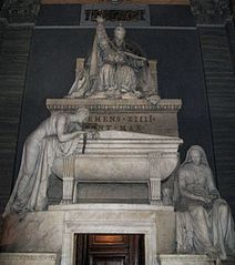 Tomb of Clemens XIV by Antonio Canova