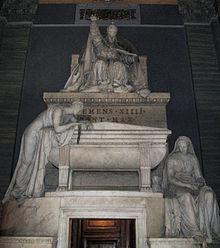 Monumento funerario di Clemente XIV.