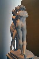 Antonio Canova (1757-1822) - The Three Graces, Woburn Abbey version (1814-1817) right, Victoria and Albert Museum, April 2013 (11059539146).png