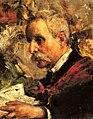 Antonio Mancini - A Portrait of the Artist's Father.jpg