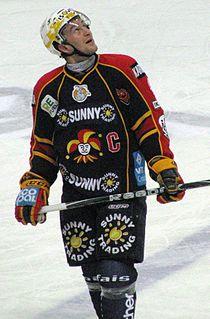 Antti-Jussi Niemi Finnish ice hockey player
