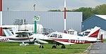 Antwerp Piper PA28 Cherokee G-AVNU.JPG