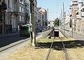 Antwerpen - Antwerpse tram, 23 juli 2019 (215, Mercatorstraat).JPG