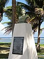 Apolinario Mabini historical marker - War in the Pacific National Historical Park (Asan Beach Unit) - DSC00849.JPG
