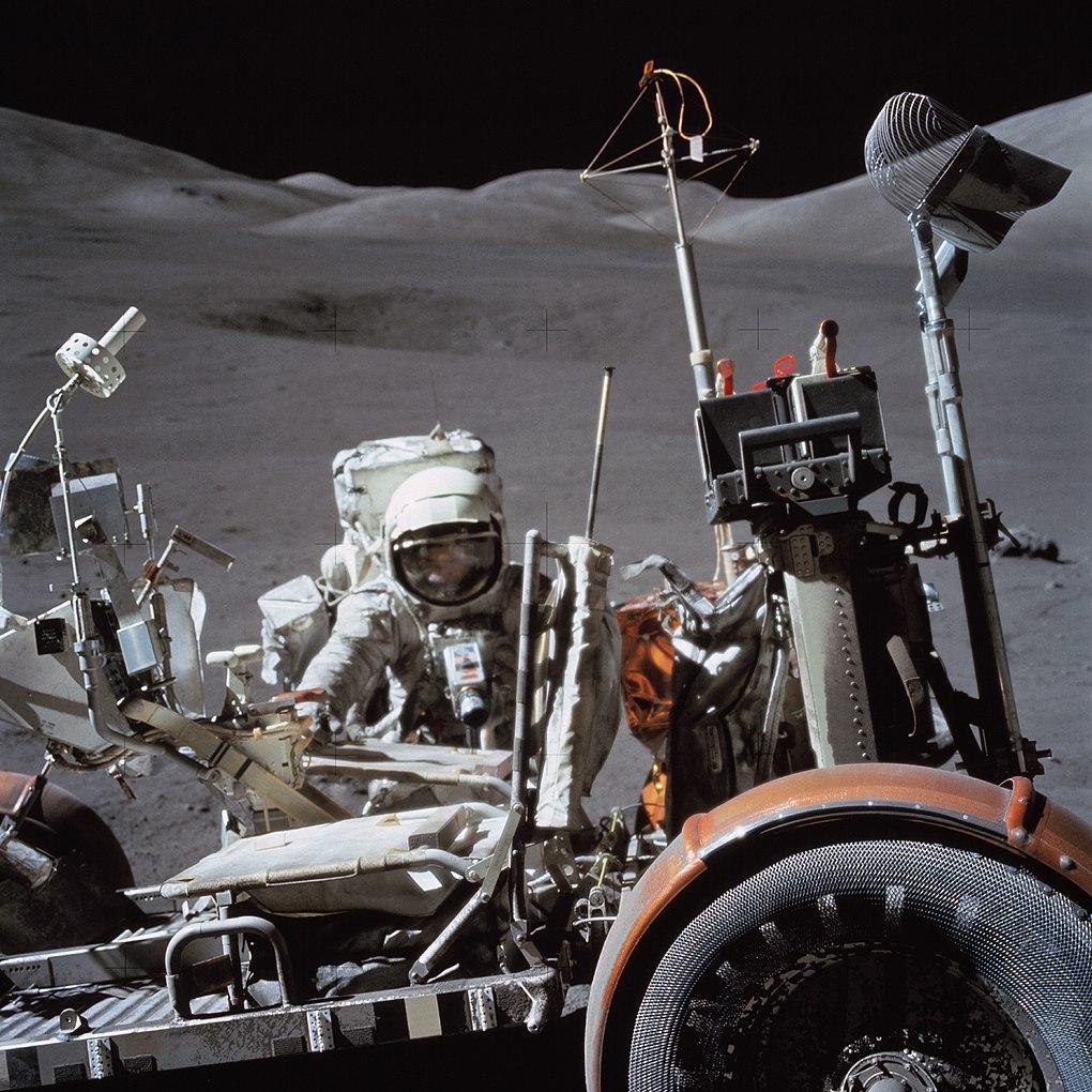 nasa apollo lunar rover - photo #16