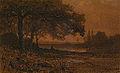 Appian A. - Charcoal - Paysage crépusculaire - 29.4x17.8cm.jpg