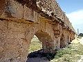 Aqueduc de Zaghouan,détail.JPG