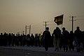 Arba'een Pilgrimage In mehran City, Iran, Shia Muslim 06.jpg