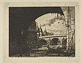 Archway, Pont Nôtre-Dame, Paris MET DP813154.jpg