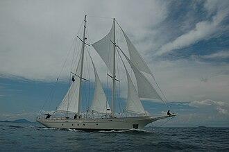 Argo (yacht) - Image: Argo Thailand