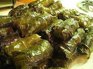 Kurdish cuisine - Dolma