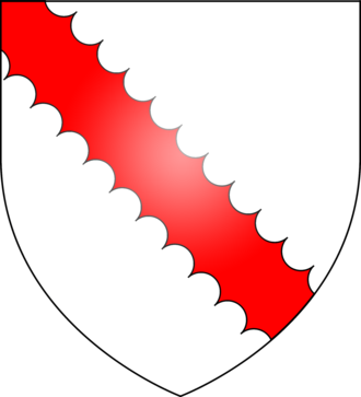 Baron Colepeper - Arms of Colepeper