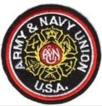 Army and Navy Union of the United States of America - Image: Army & Navy Union badge