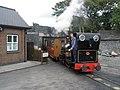 Arrival, at Tywyn - geograph.org.uk - 1414769.jpg