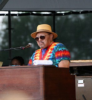 Art Neville American funk and R&B musician, singer, and songwriter