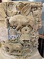 Arte romana, urna cineraria, II sec. da roma 04.JPG