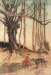 Little Red Riding Hood Wikipedia