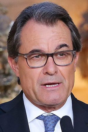 Spanish local elections, 2015 - Image: Artur Mas 2015 (cropped)