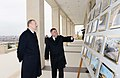 As part of a visit to Goygol, Ilham Aliyev attended the opening of a Flag Square Complex 5.jpg