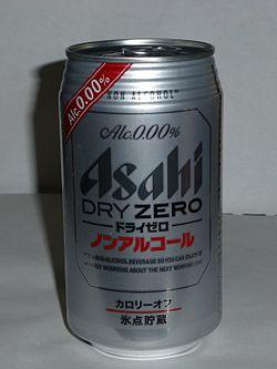Asahi Breweries DRY ZERO.jpg