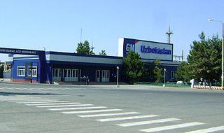 City in Andijan Region, Uzbekistan