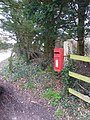 Ashmore, postbox № SP5 315 - geograph.org.uk - 1142586.jpg