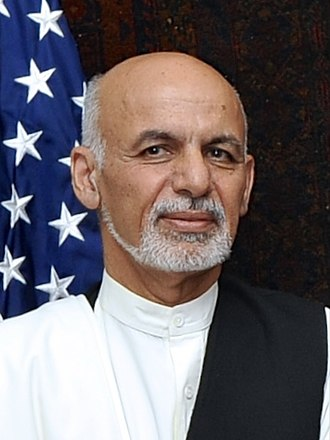 18th SAARC summit - Image: Ashraf Ghani Ahmadzai July 2014 (cropped)