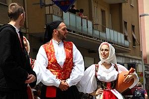 Assemini - Traditional dresses