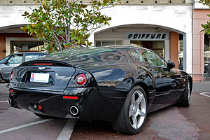 Aston Martin DB7 Zagato - Aston Martin DB7 Zagato