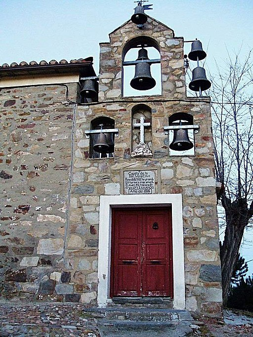 Astorga - Capilla de la Santa Vera Cruz