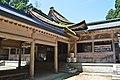 Atago-jinja (Kyoto city) shaden.JPG