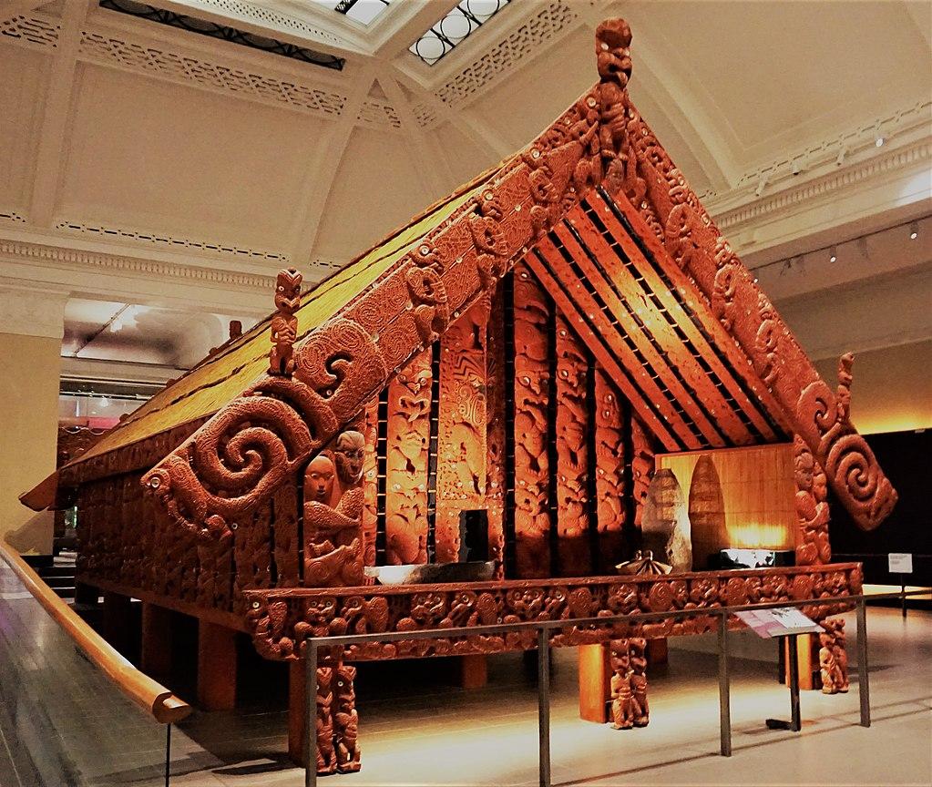 Auckland War Memorial Museum - Joy of Museums - Te Puawai o Te Arawa, Pātaka