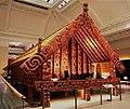 Auckland War Memorial Museum - Joy of Museums - Te Puawai o Te Arawa, Pātaka.jpg