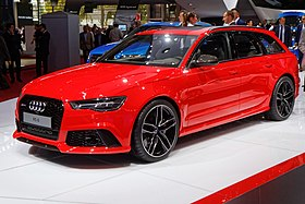 Audi RS6 - Mondial de l'Automobile de Paris 2014 - 001.jpg